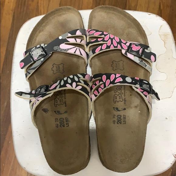 Birkenstock Shoes - Birk's by Birkenstock two strap sandal, size 40
